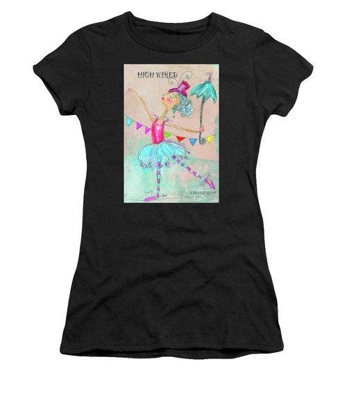 Hiwired Women's T-Shirt (Athletic Fit)
