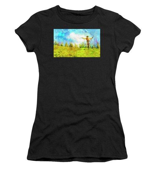 Hobbit Scarecrow Women's T-Shirt