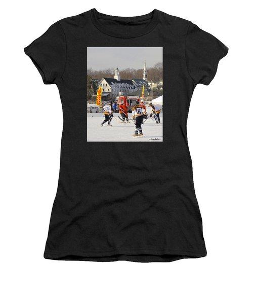 Hockey Women's T-Shirt