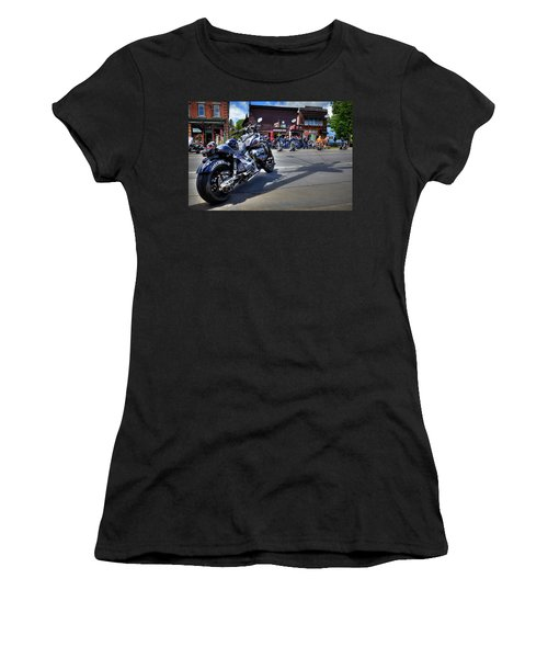 Hog Town Women's T-Shirt (Athletic Fit)