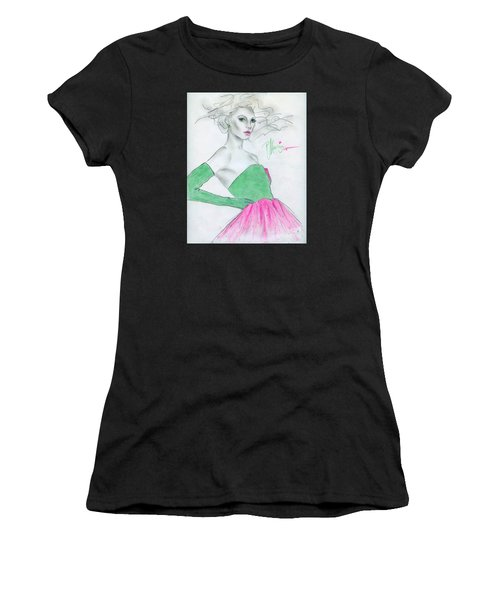 Holiday Parties Women's T-Shirt (Athletic Fit)