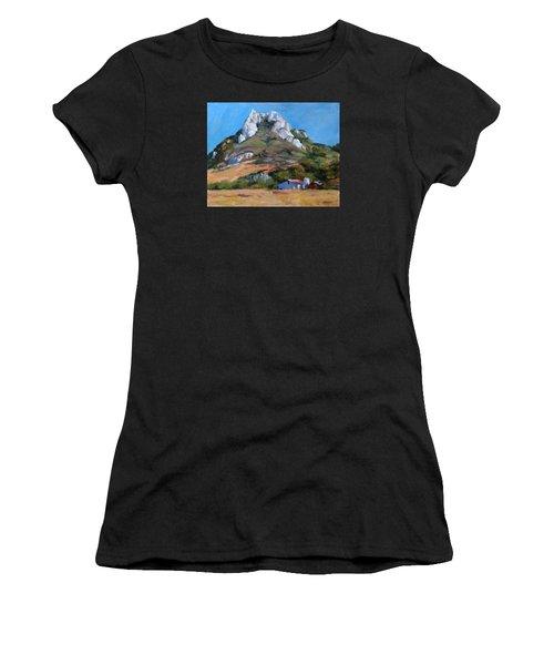 Hollister Peak Women's T-Shirt (Athletic Fit)