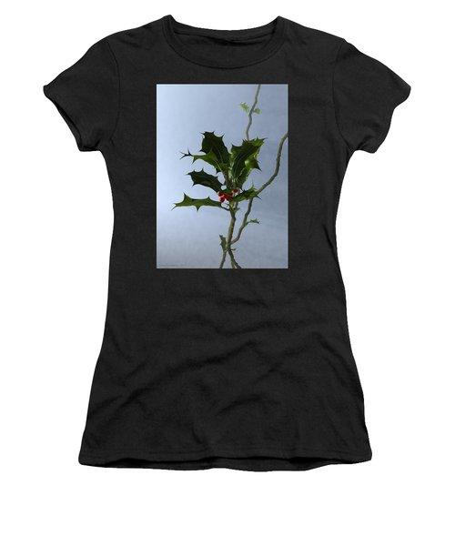 Holly Women's T-Shirt (Athletic Fit)