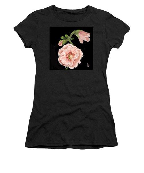 Hollyhock Women's T-Shirt