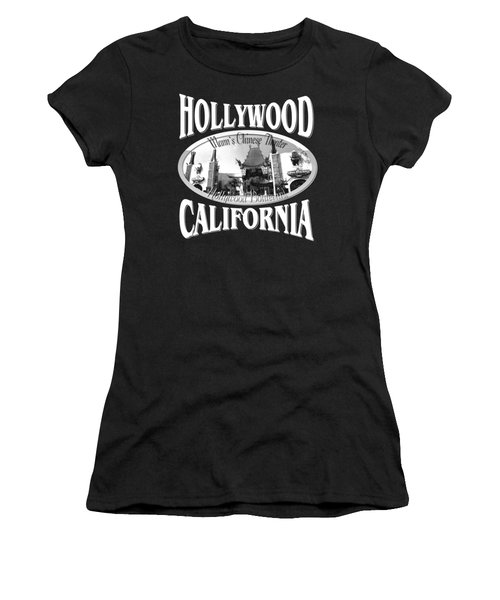 Hollywood California Design Women's T-Shirt