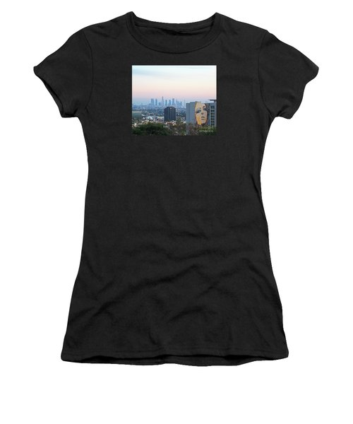 Hollywood View From Yamashiro's Women's T-Shirt