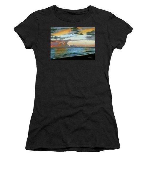 Holmes Beach Women's T-Shirt