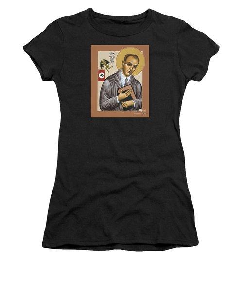 Holy Blessed Martyr Franz Jagerstatter 049 Women's T-Shirt
