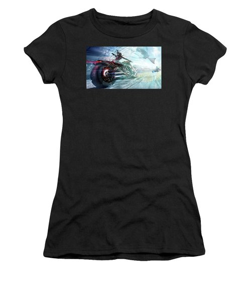 Holy Crap That Is Fast. Women's T-Shirt