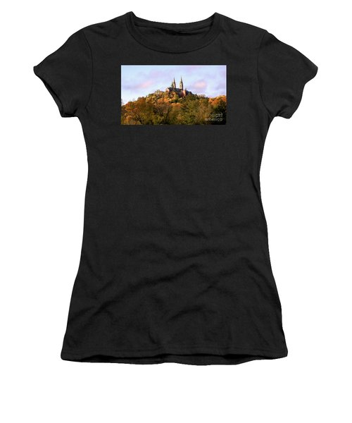 Holy Hill Basilica, National Shrine Of Mary Women's T-Shirt