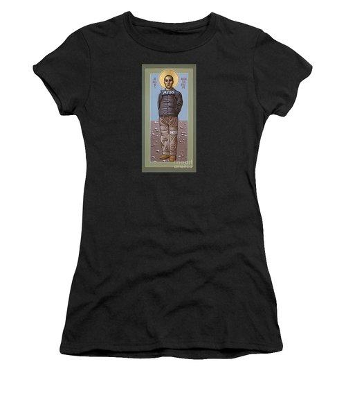 Holy Prophet Benjamin Salmon 083 Women's T-Shirt