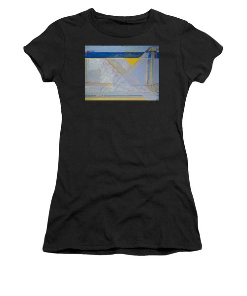 Homage To Richard Diebenkorn's Ocean Park Series  Women's T-Shirt
