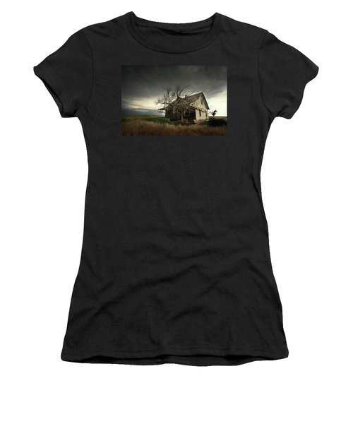 Home On The Range Women's T-Shirt (Athletic Fit)