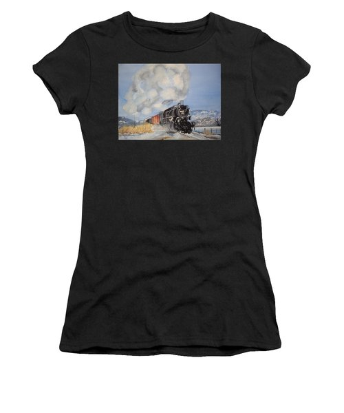 Homeward Bound Women's T-Shirt (Athletic Fit)