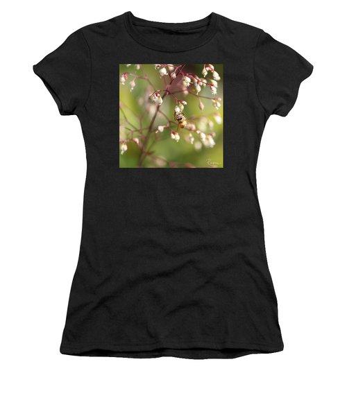 Honey Acrobat Women's T-Shirt (Athletic Fit)
