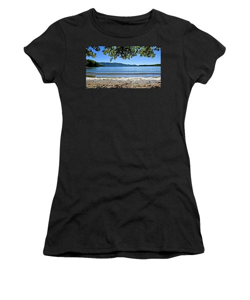 Honey Suckel Cove, Smith Mountain Lake Women's T-Shirt