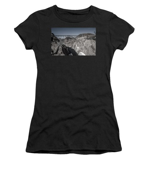 Hoover Dam Bridge Women's T-Shirt
