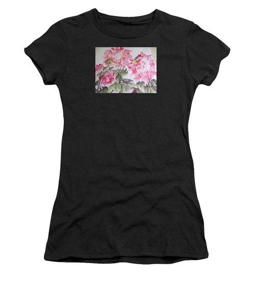Hop08012015-692 Women's T-Shirt (Athletic Fit)