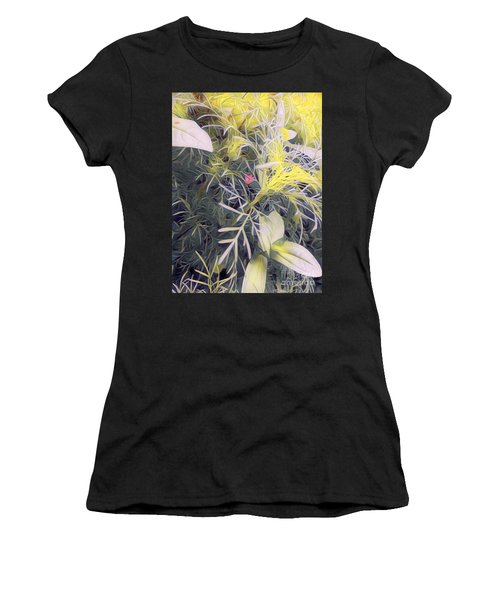 Hope Buds Women's T-Shirt (Athletic Fit)