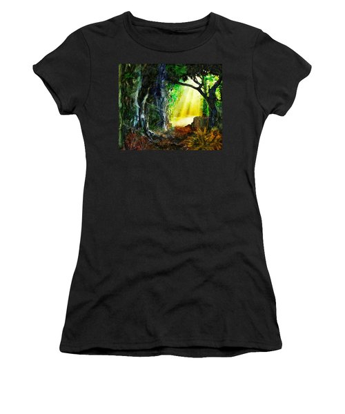 Hope Women's T-Shirt (Junior Cut) by Francesa Miller