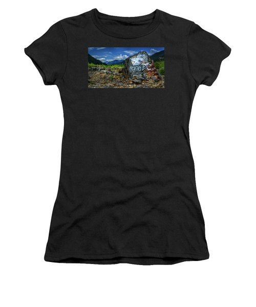 Women's T-Shirt (Athletic Fit) featuring the photograph Hope II by John Poon