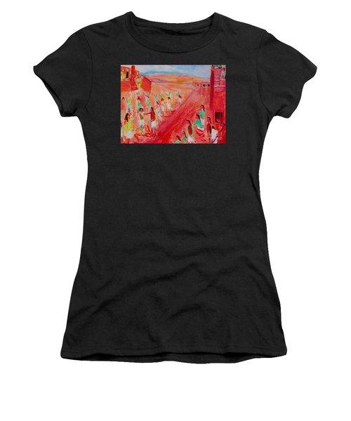 Hopi Indian Ritual Women's T-Shirt