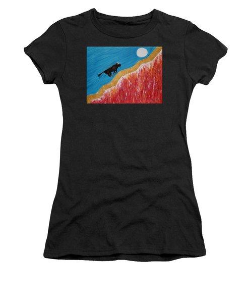 Hot Market Women's T-Shirt (Athletic Fit)