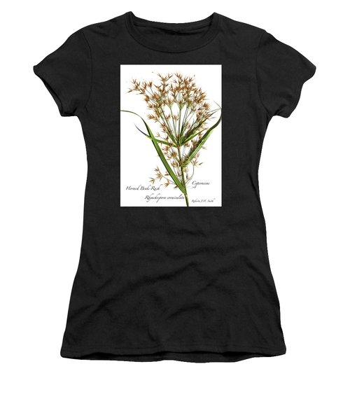 Horned Beak-rush Women's T-Shirt (Athletic Fit)
