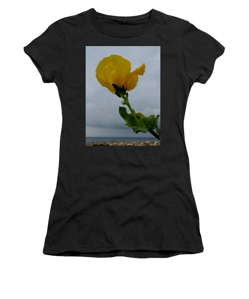 Horned Poppy Women's T-Shirt (Athletic Fit)
