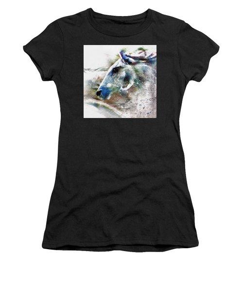 Horse Of Color Women's T-Shirt