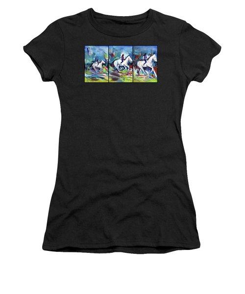 Horse Three II Women's T-Shirt