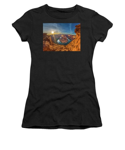 Horseshoe Bend Women's T-Shirt