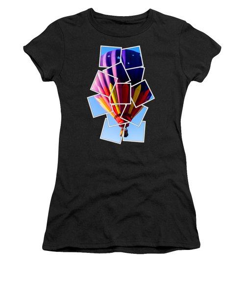 Hot Air Balloon Tee Women's T-Shirt