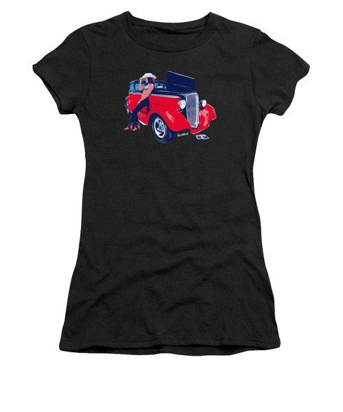 Hot Rod Hot One Women's T-Shirt
