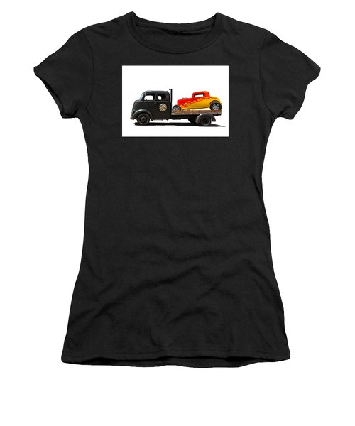Hot Rod Towing Women's T-Shirt