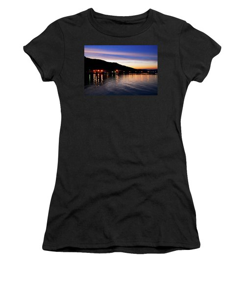 Hot Summers Night Women's T-Shirt (Athletic Fit)