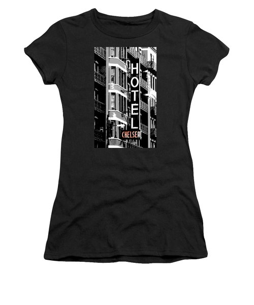 Hotel Chelsea Women's T-Shirt (Athletic Fit)