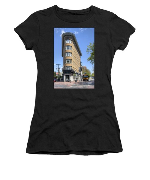Hotel Europe In Vancouver Women's T-Shirt