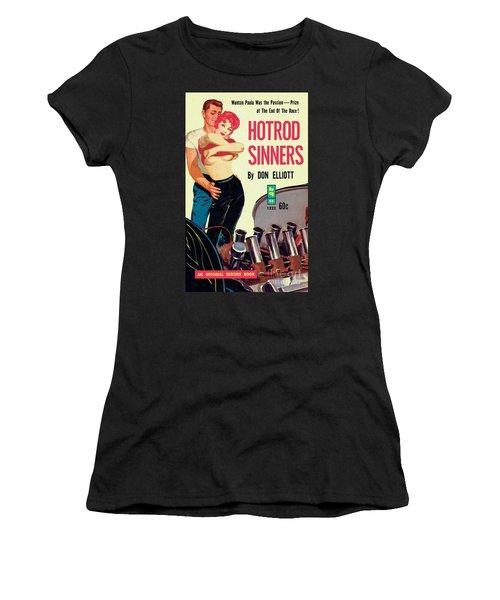Hotrod Sinners Women's T-Shirt