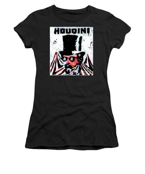 Houdini Women's T-Shirt (Athletic Fit)