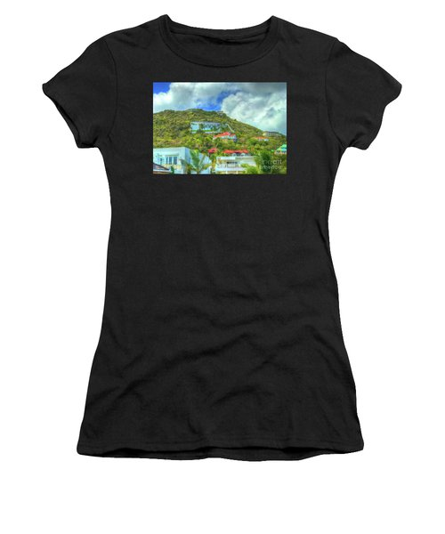 House On The Hill Women's T-Shirt