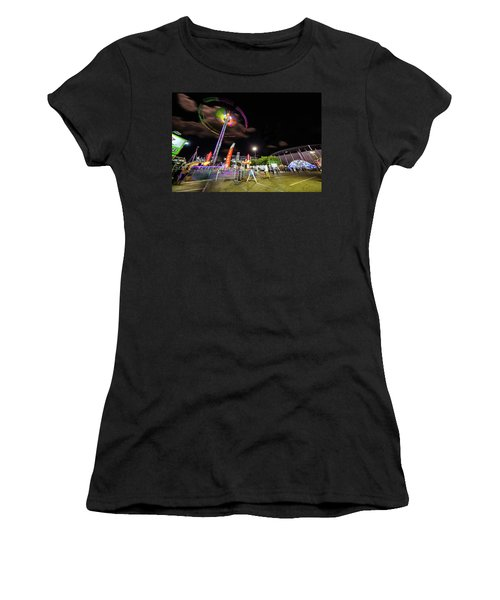 Houston Texas Live Stock Show And Rodeo #7 Women's T-Shirt (Athletic Fit)