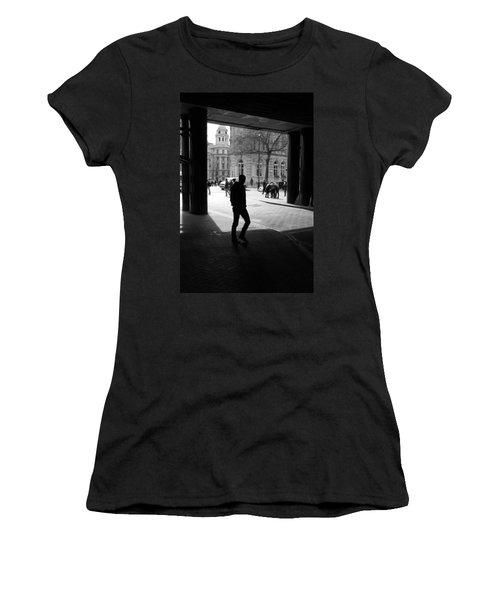 Huddle Up Women's T-Shirt