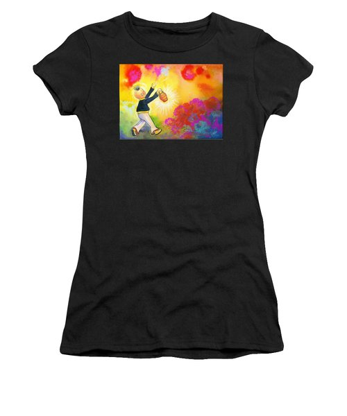 Hum Spreading Chi Women's T-Shirt