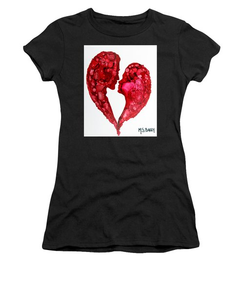 Human Heart Women's T-Shirt