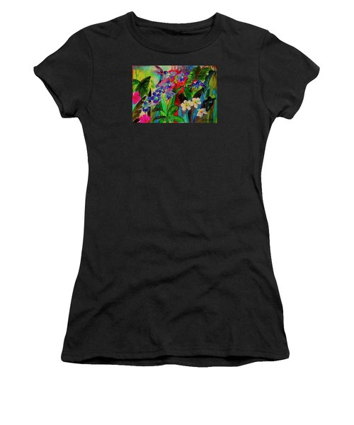 Hummer  Maddness Women's T-Shirt (Athletic Fit)