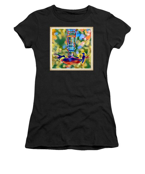 Hummers Women's T-Shirt (Athletic Fit)