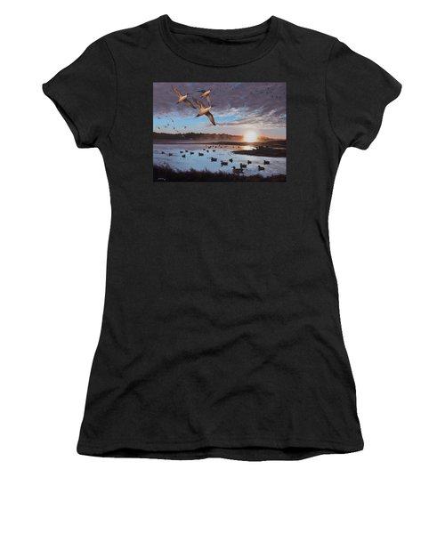 Humphrey Farm Pintails Women's T-Shirt