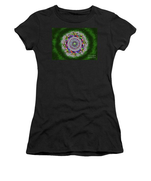 Hunted Without Tears In Their Eyes Women's T-Shirt (Athletic Fit)