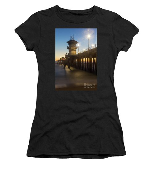 Huntington Peir  Women's T-Shirt